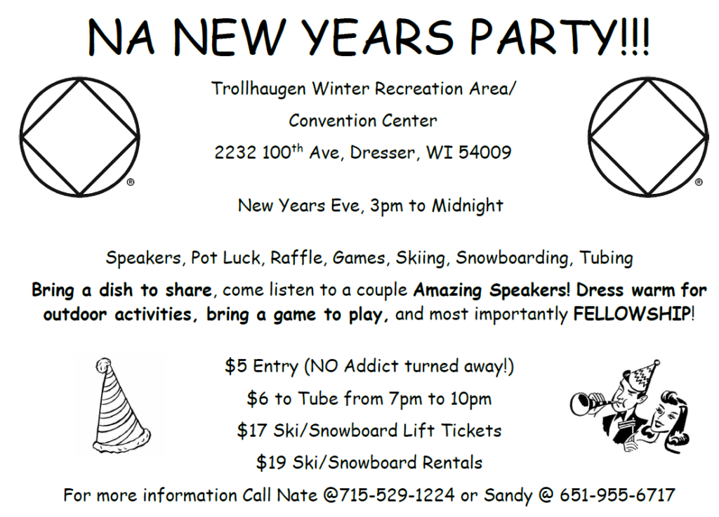 New Years Eve Ski Party