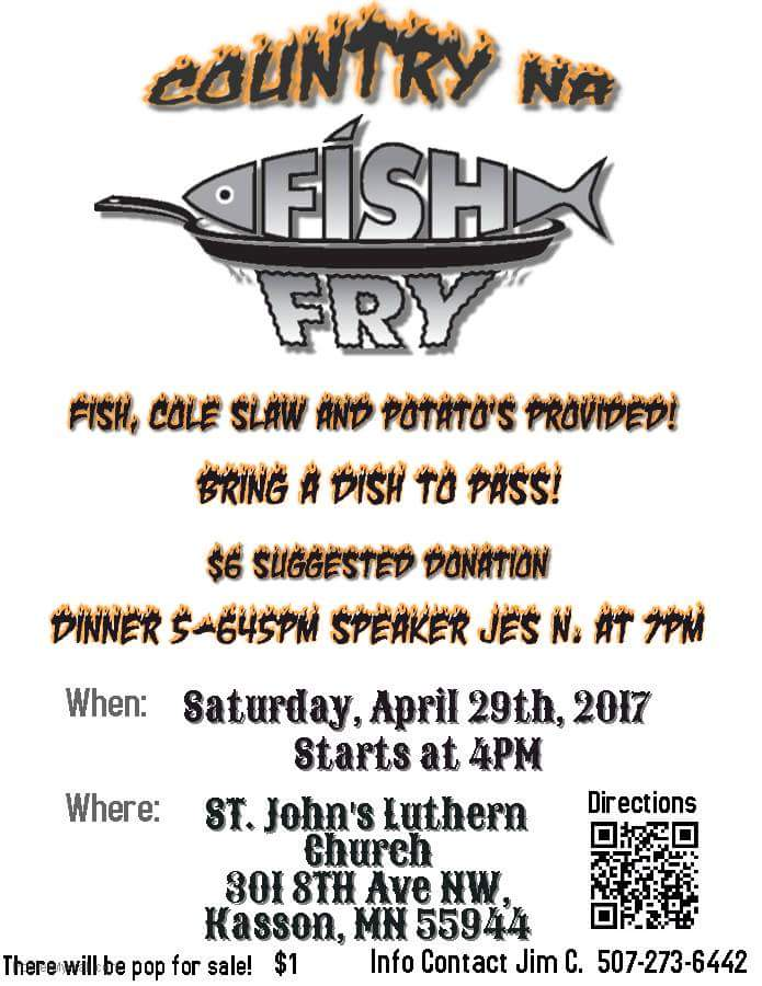 Country Fish Fry