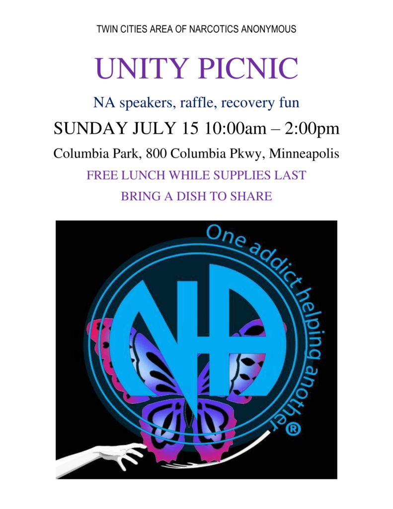 Twin Cities Area Unity Picnic 2018